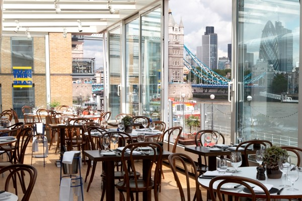 Blueprint caf shad thames london reservations online blueprint caf london london malvernweather