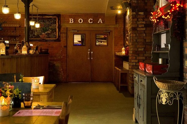 Bocabar Glastonbury - Somerset