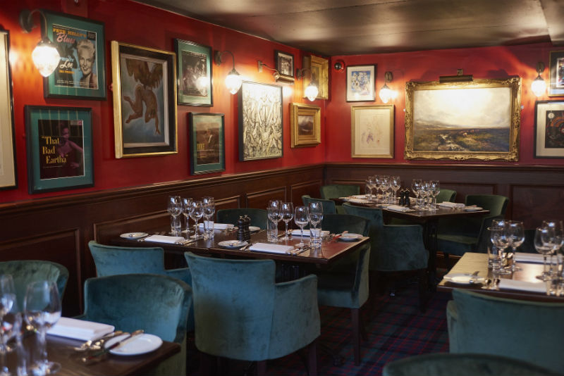 Boisdale of Mayfair - London