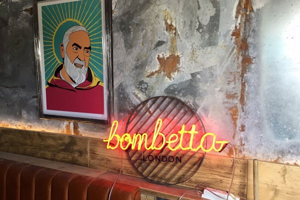 Bombetta London - London