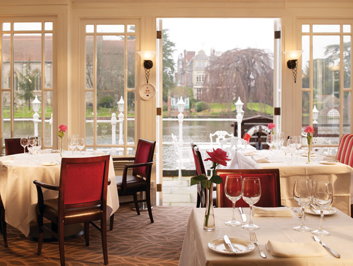 Reserve a table at Bowaters at Macdonald Compleat Angler