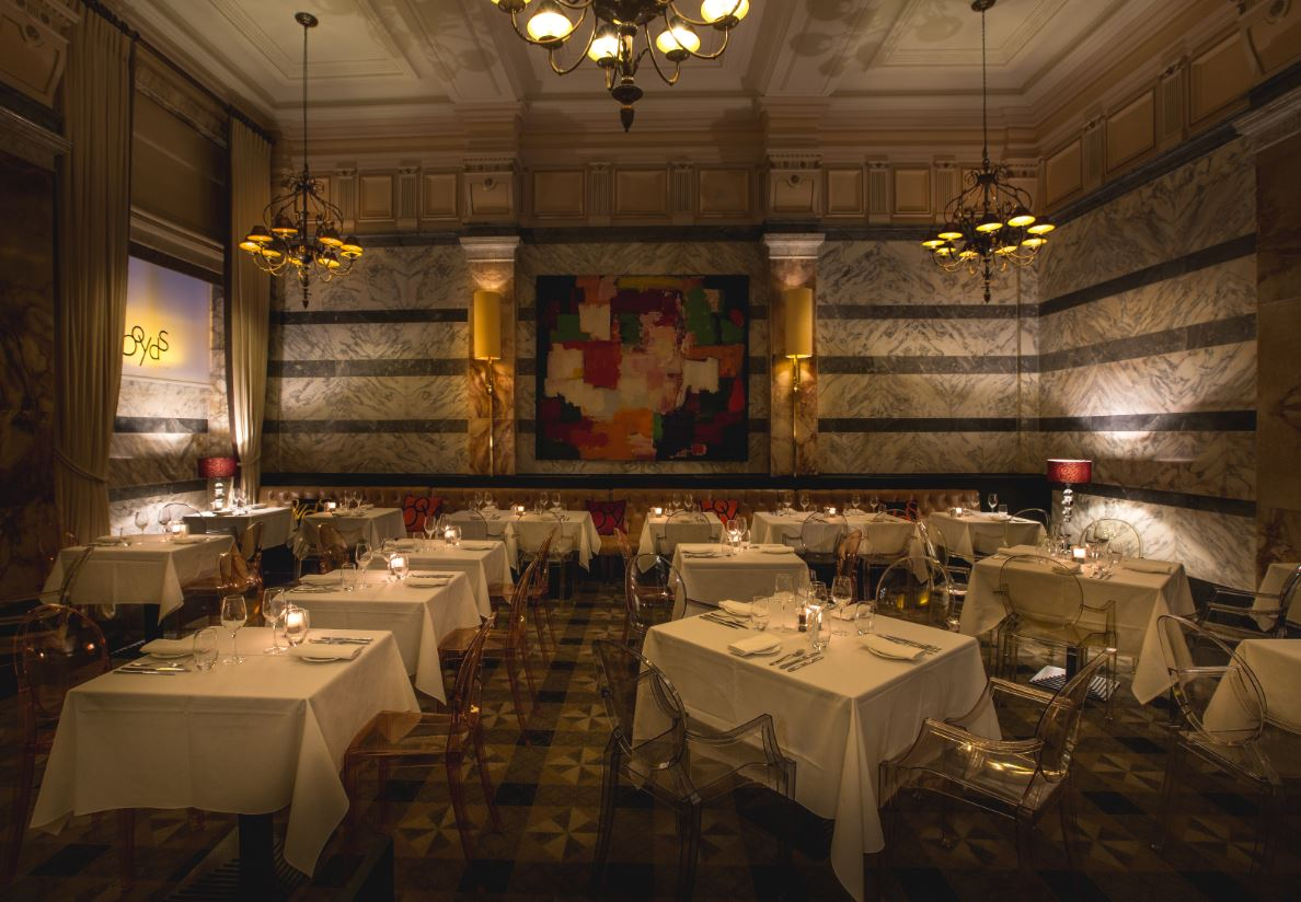 Boyds Brasserie Bar & Lounge - London