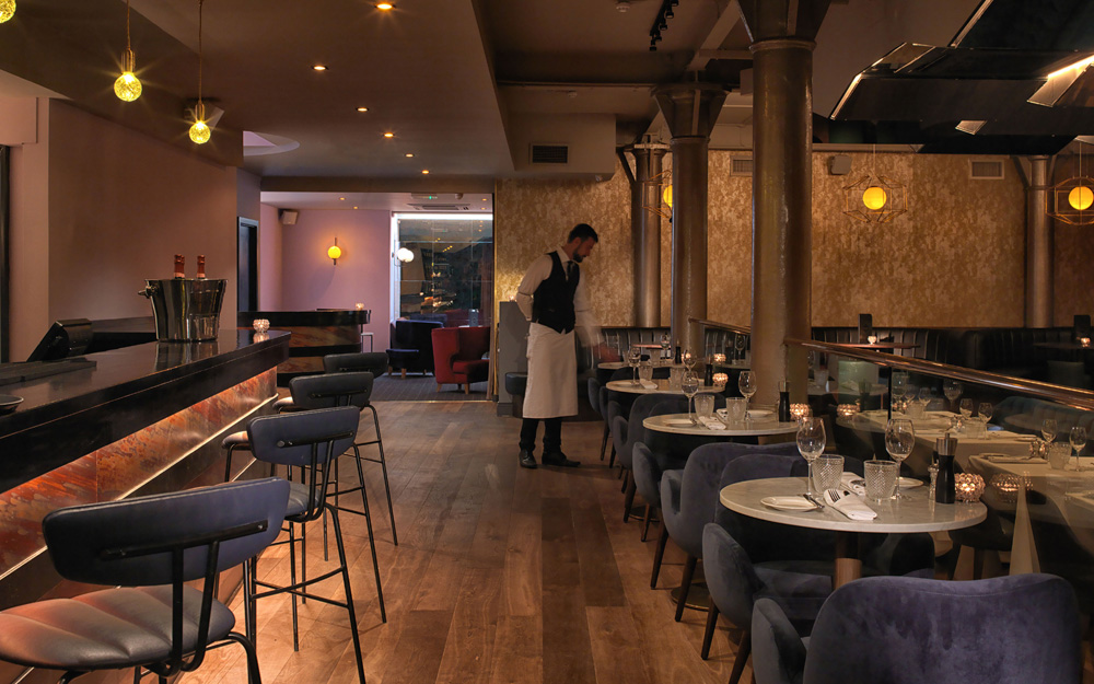 Brasserie Abode - Manchester - Greater Manchester