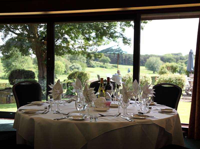 Brasserie at Barnham Broom - Norfolk