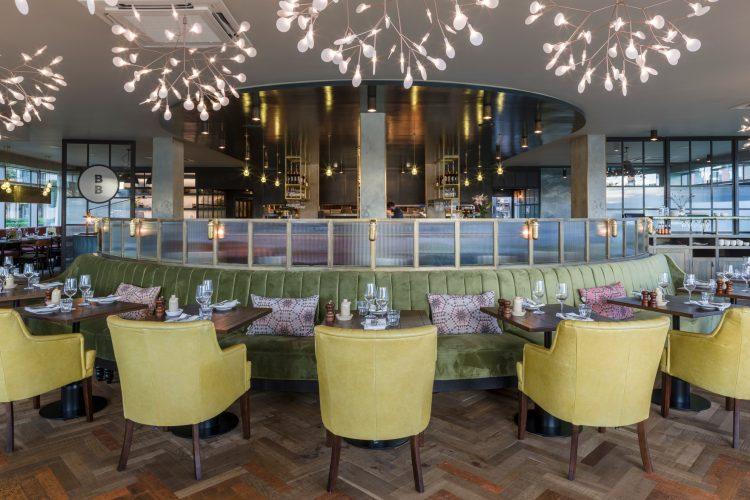 Brasserie Blanc - Fulham Reach - London