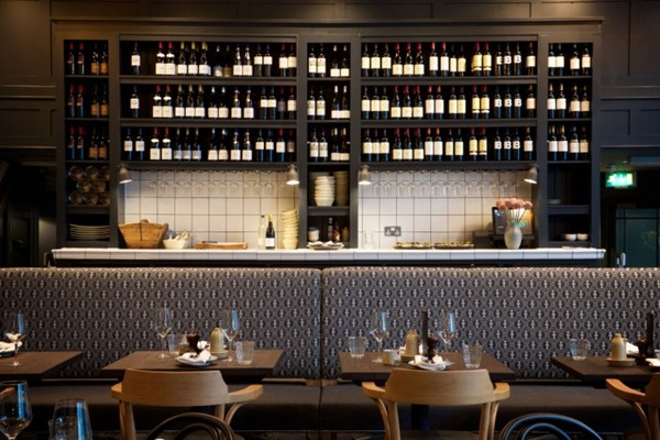 Brasserie Blanc - Threadneedle Street - London