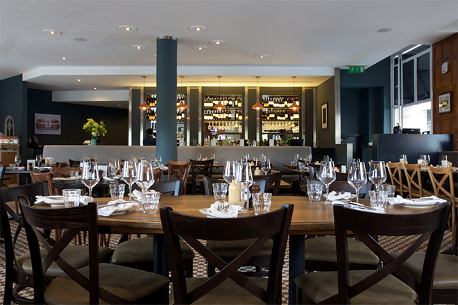 Brasserie Blanc - Tower of London - London