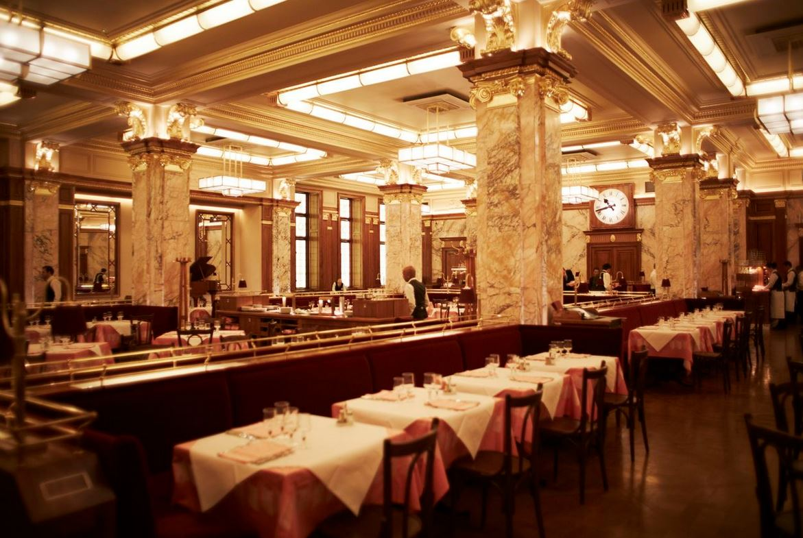 Reserve a table at Brasserie Zédel