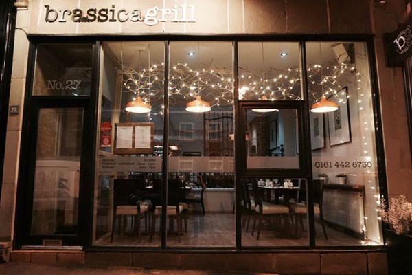 Brassica Grill - Greater Manchester
