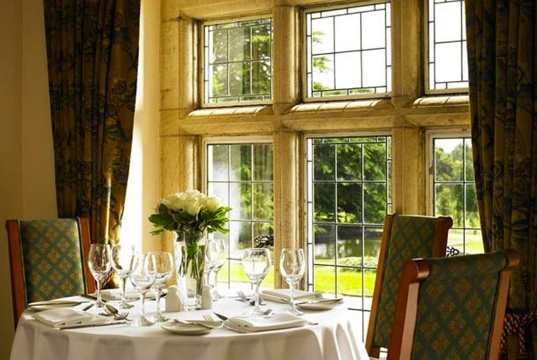 Reserve a table at Breadsall Priory