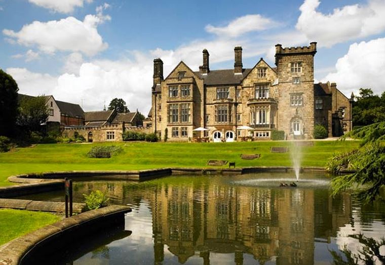 Breadsall Priory - Derbyshire