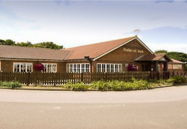Brewers Fayre - Duke of York