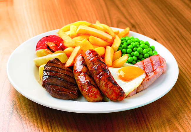 Brewers Fayre - Flagstaff Island - Leicestershire