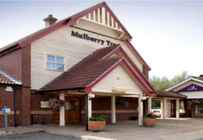 Reserve a table at Brewers Fayre - Mulberry Tree