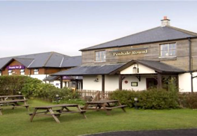 Reserve a table at Brewers Fayre - Penhale Round