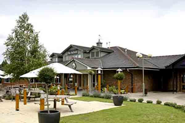 Reserve a table at Brewers Fayre - The Airfield