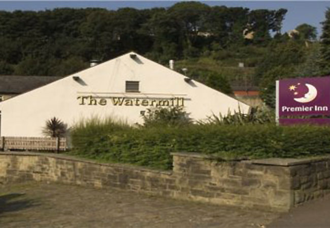 Brewers Fayre - Water Mill - Halifax - West Yorkshire