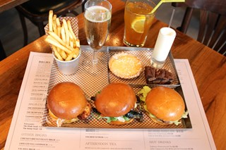 BRGR.CO - Kings Road - London