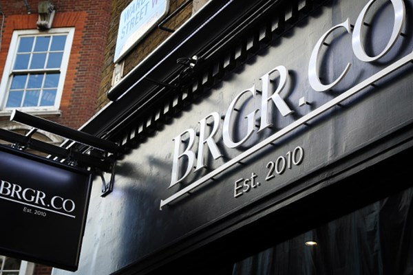 BRGR.CO - Soho - London