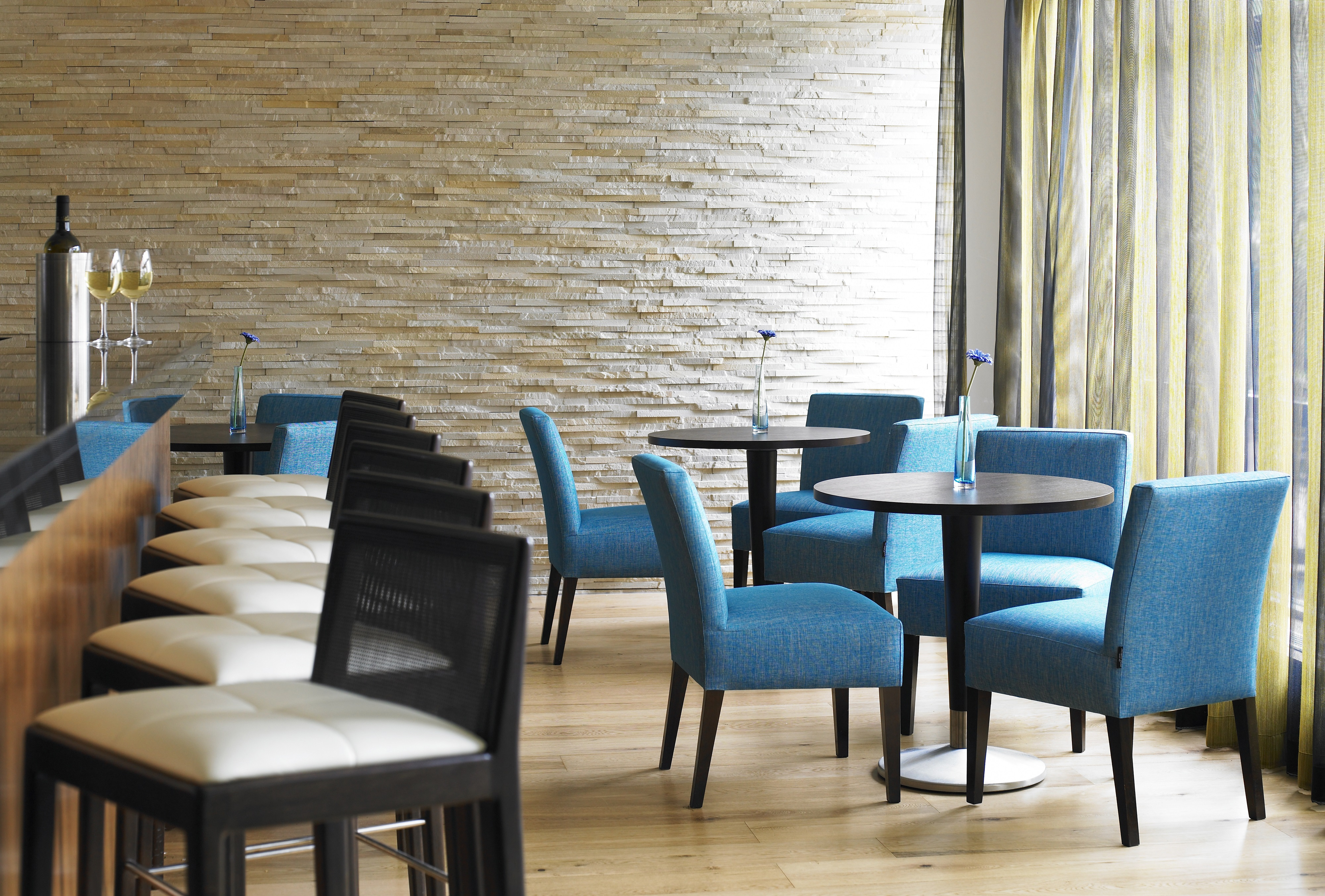 Broadstreet Restaurant and Bar at Marriott Meon Valley - Hampshire