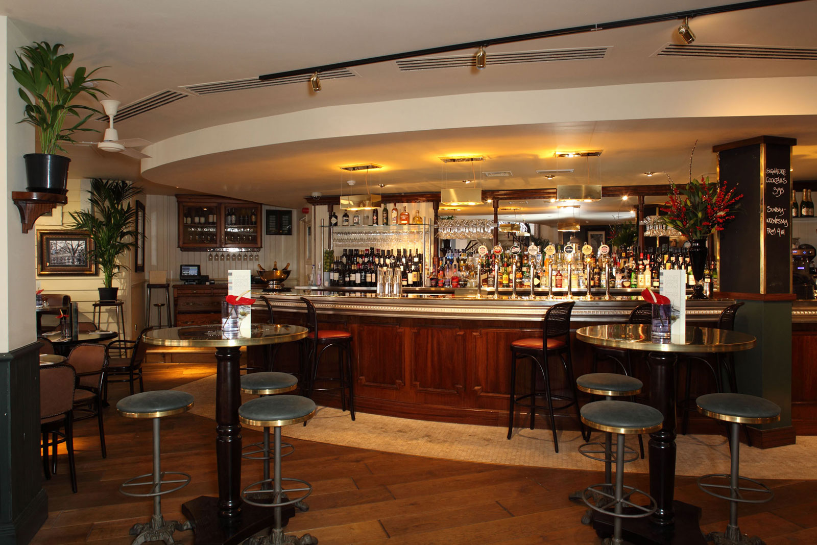 Browns Bar and Brasserie - Reading