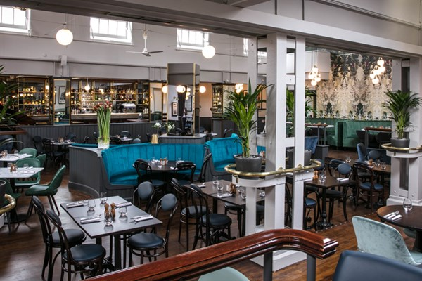 Browns Brasserie & Bar - Cambridge - Cambridgeshire