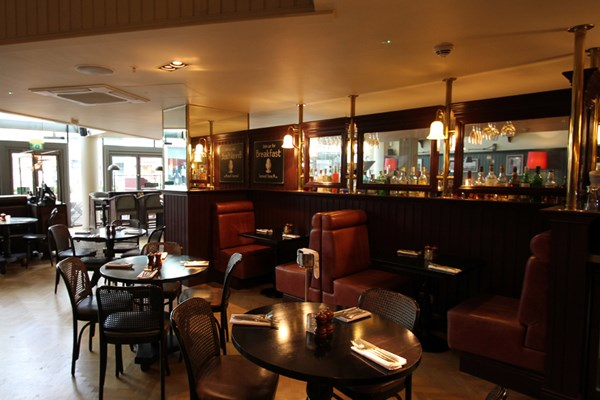 Browns Brasserie & Bar - Liverpool - Liverpool