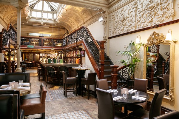 Browns Brasserie & Bar - Mayfair - London