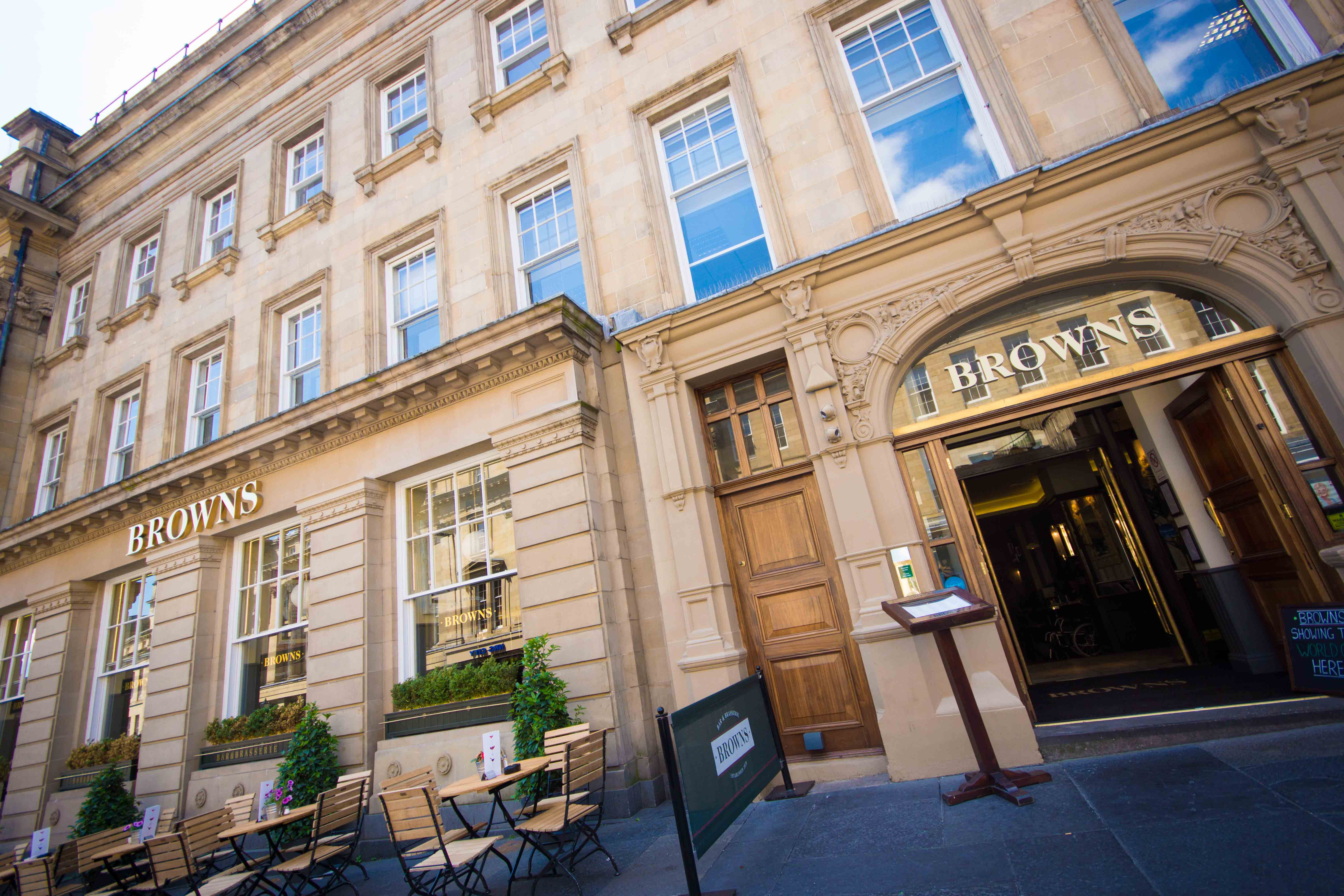 Browns Brasserie & Bar - Newcastle - Tyne & Wear