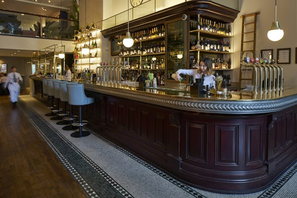 Browns Brasserie & Bar - Old Jewry - London