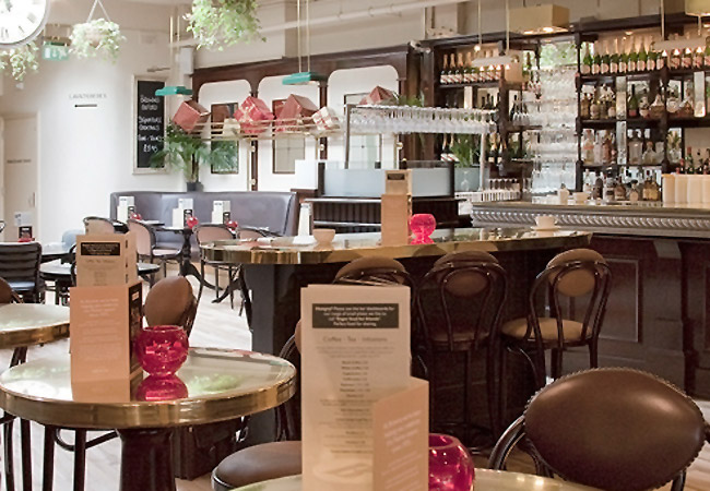 Browns Brasserie & Bar - Oxford - Oxfordshire