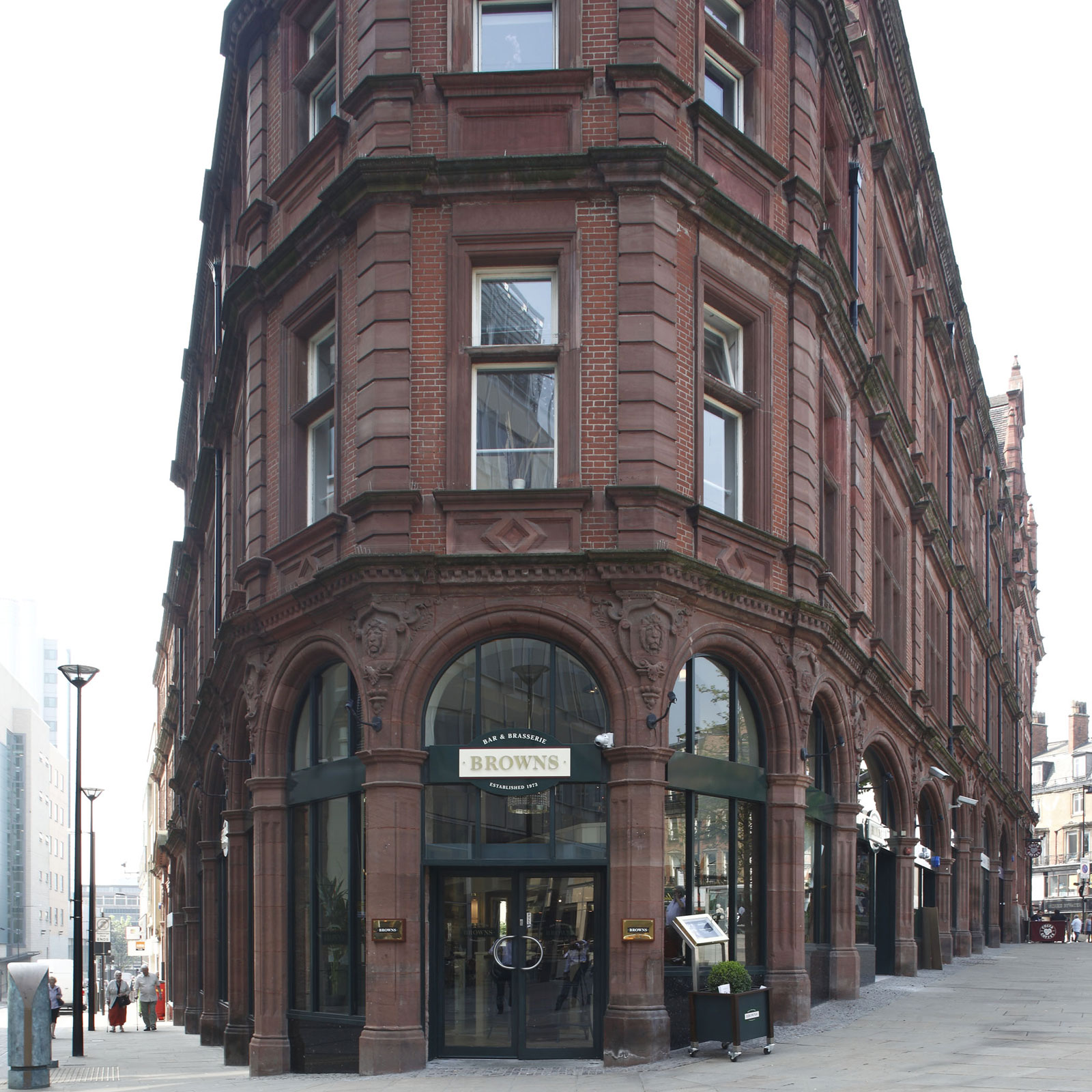 Browns Brasserie & Bar - Sheffield - Sheffield