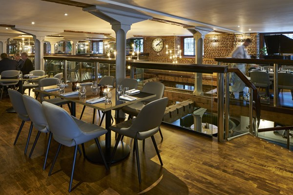 Browns Brasserie & Bar - West India Quay - London