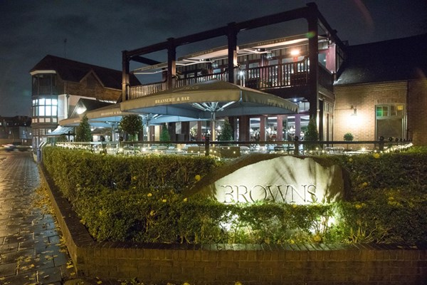 Browns Brasserie & Bar - Windsor - Berkshire
