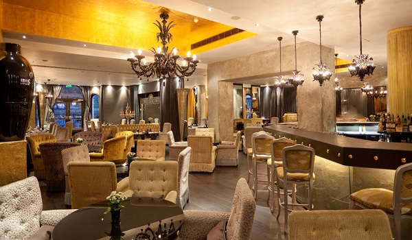 Reserve a table at Brunello Restaurant at the Baglioni Hotel