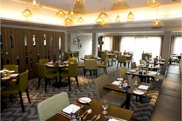 Brunel's Hat Restaurant at Doubletree by Hilton Bristol North - Bristol