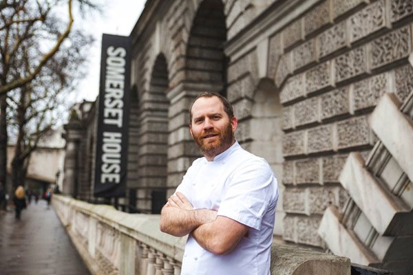 Tom's Kitchen - Somerset House - London