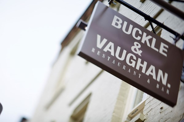 Buckle and Vaughan - London
