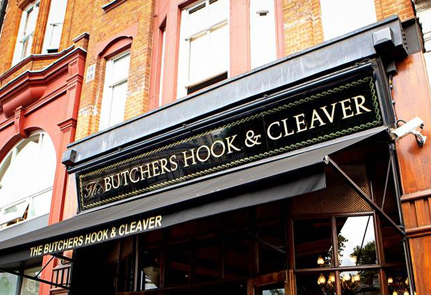 Butchers Hook & Cleaver - London