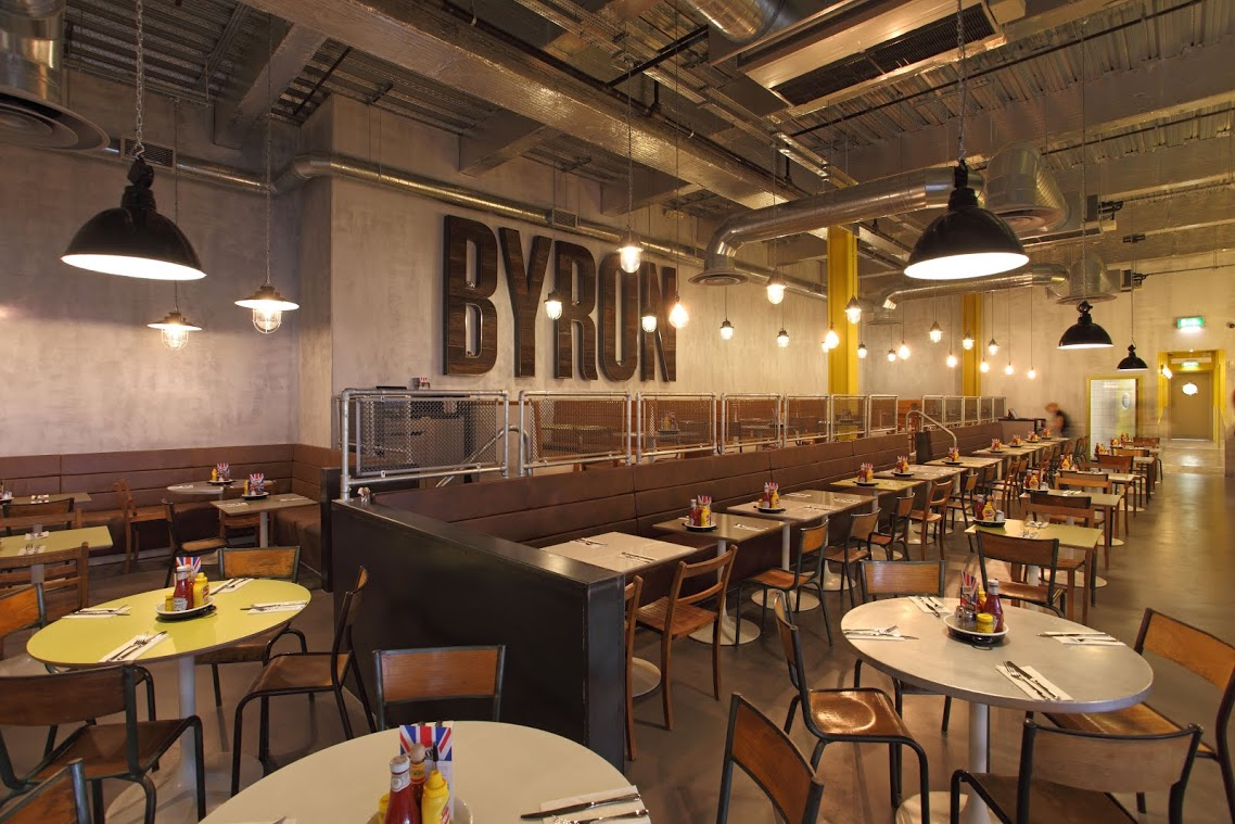 Byron Bluewater Kent Bookatable