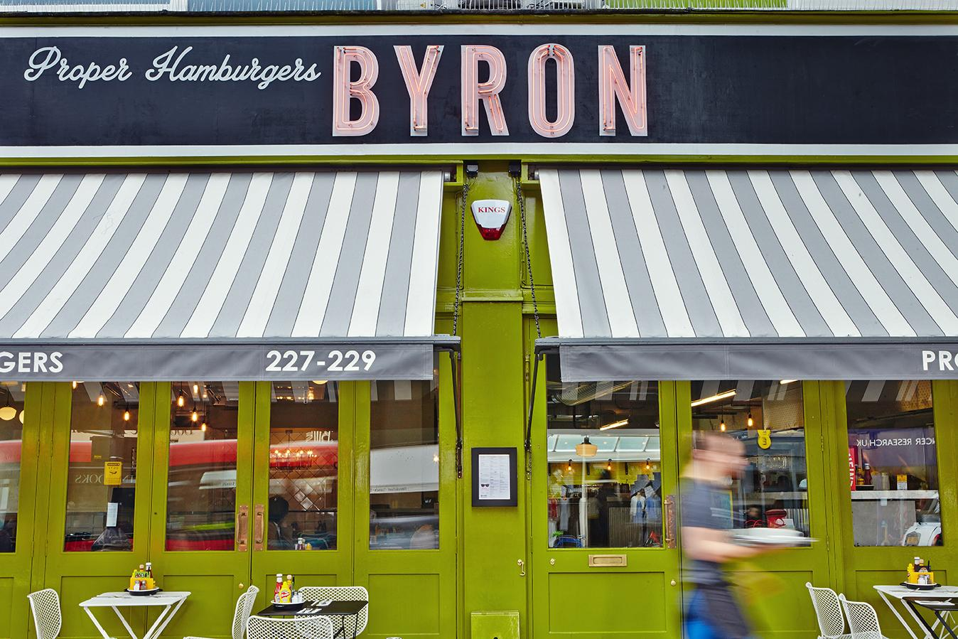 Byron - Chiswick - London