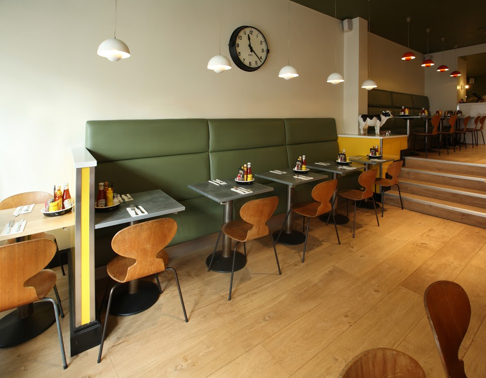 Reserve a table at Byron - Gloucester Road
