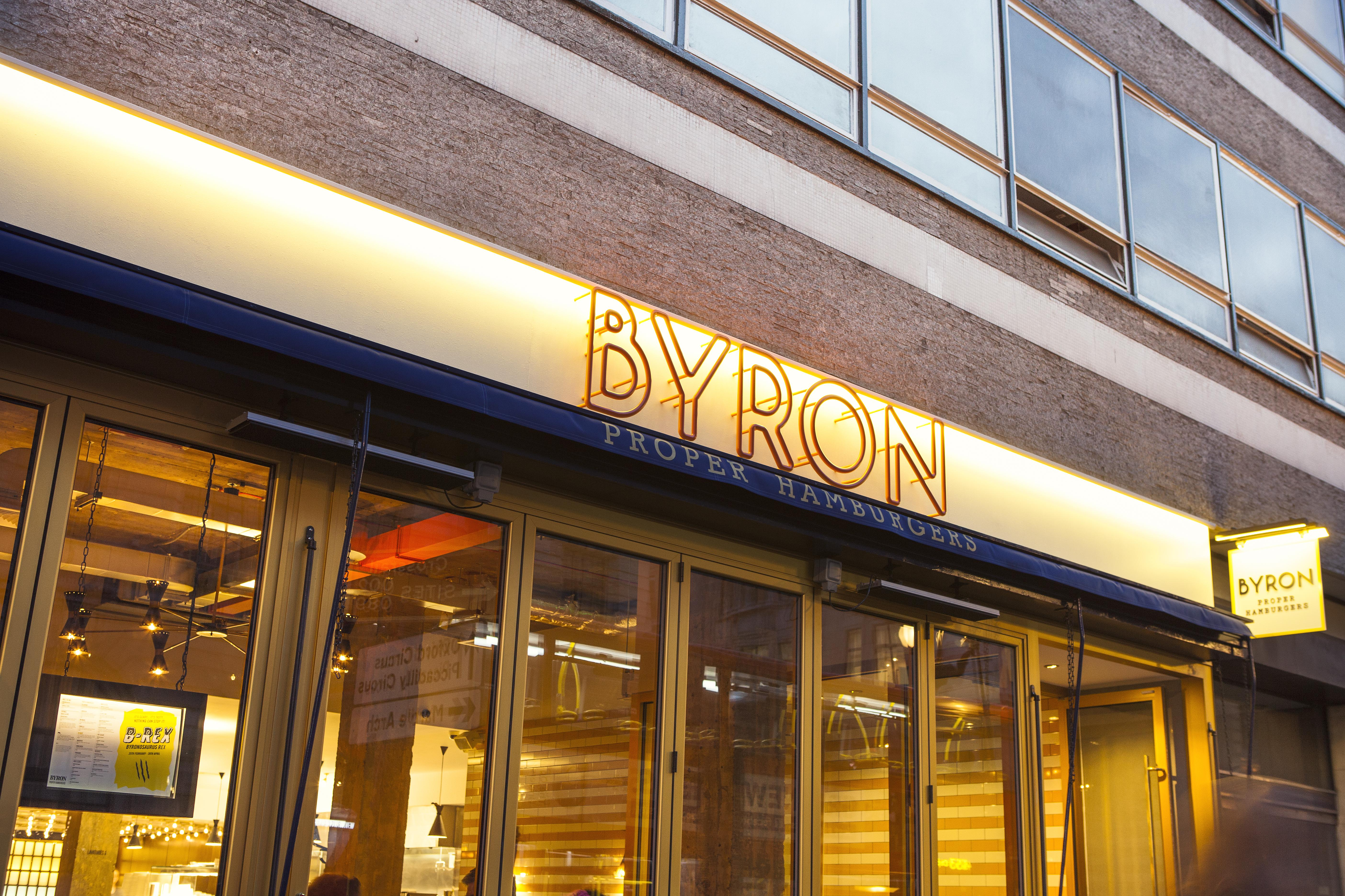 Byron - Oxford Circus - London
