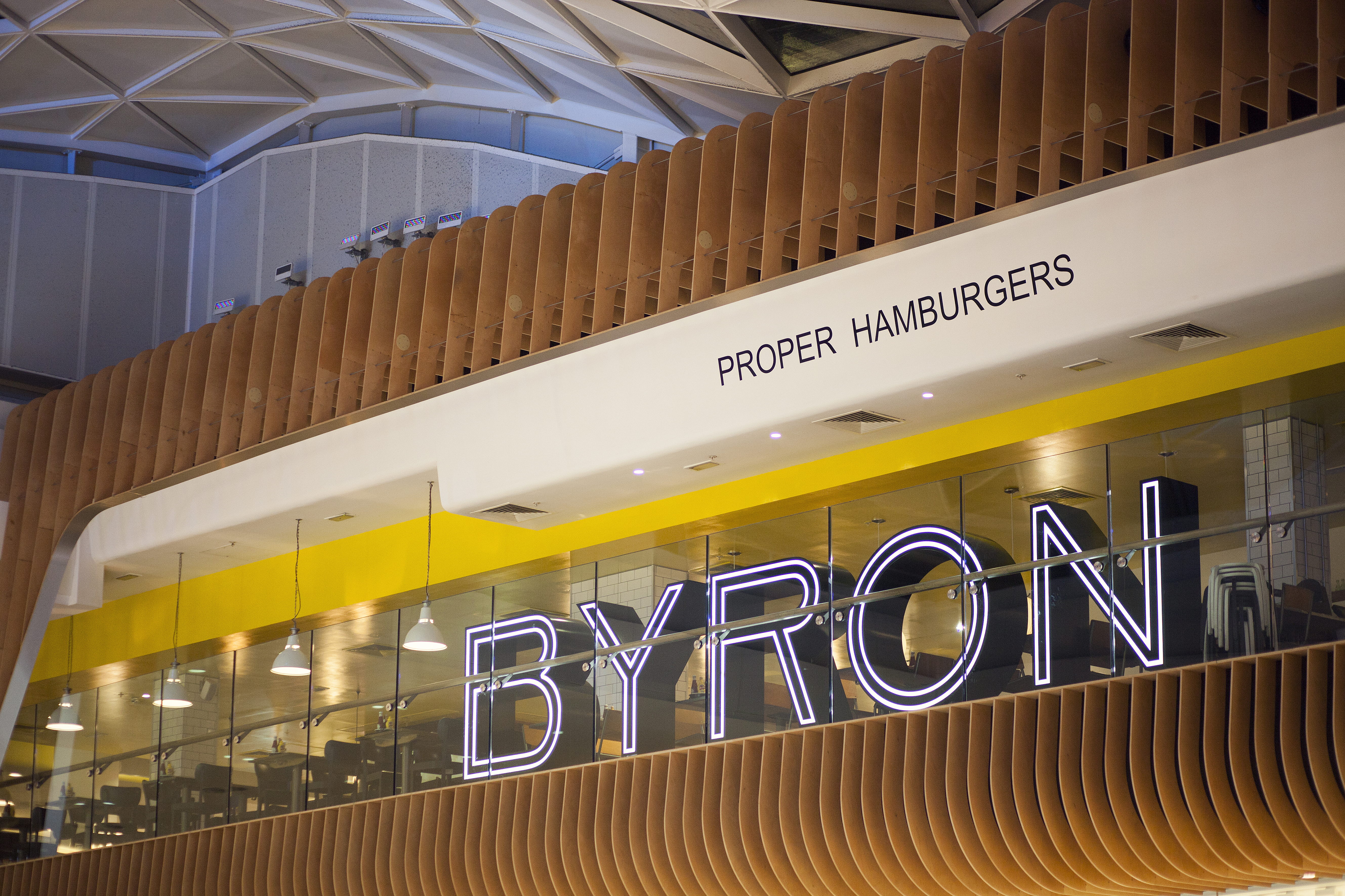 Byron - Westfield - London