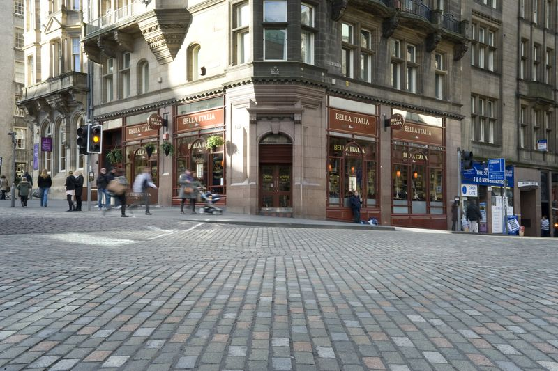 Image of Bella Italia - Edinburgh Northbridge