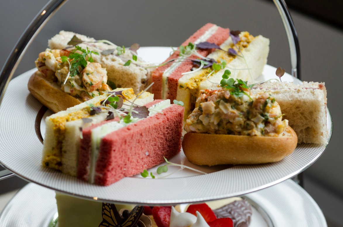 Image of Afternoon Tea at Galvin at The Athenaeum