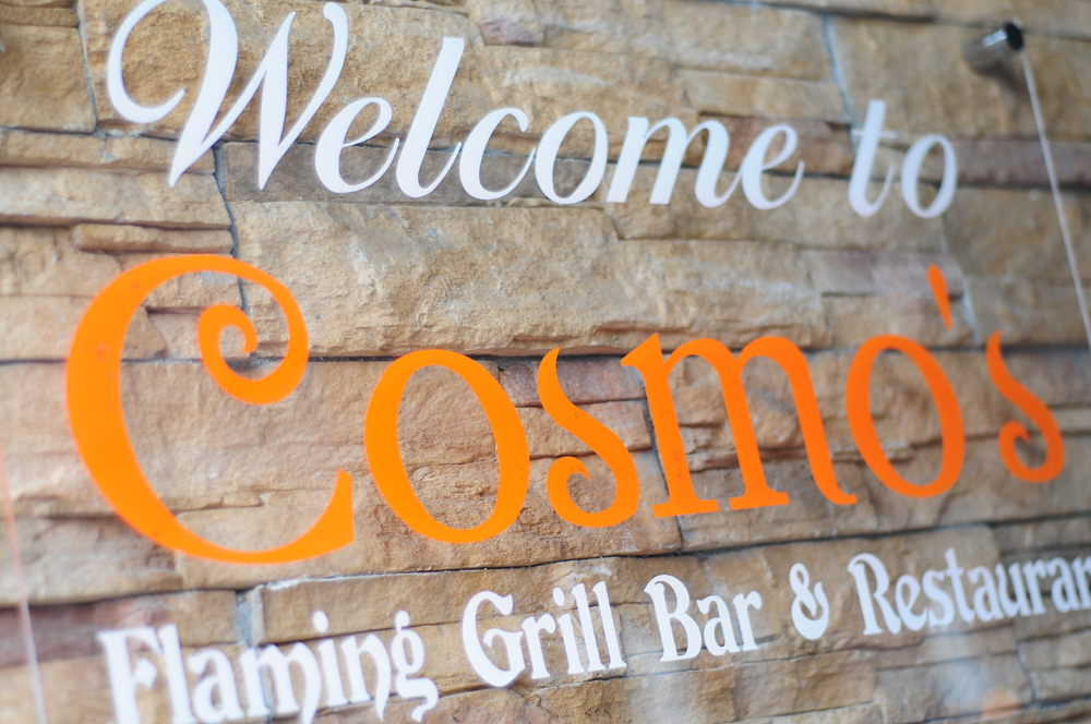Image of Cosmo's Flaming Grill & Restaurant
