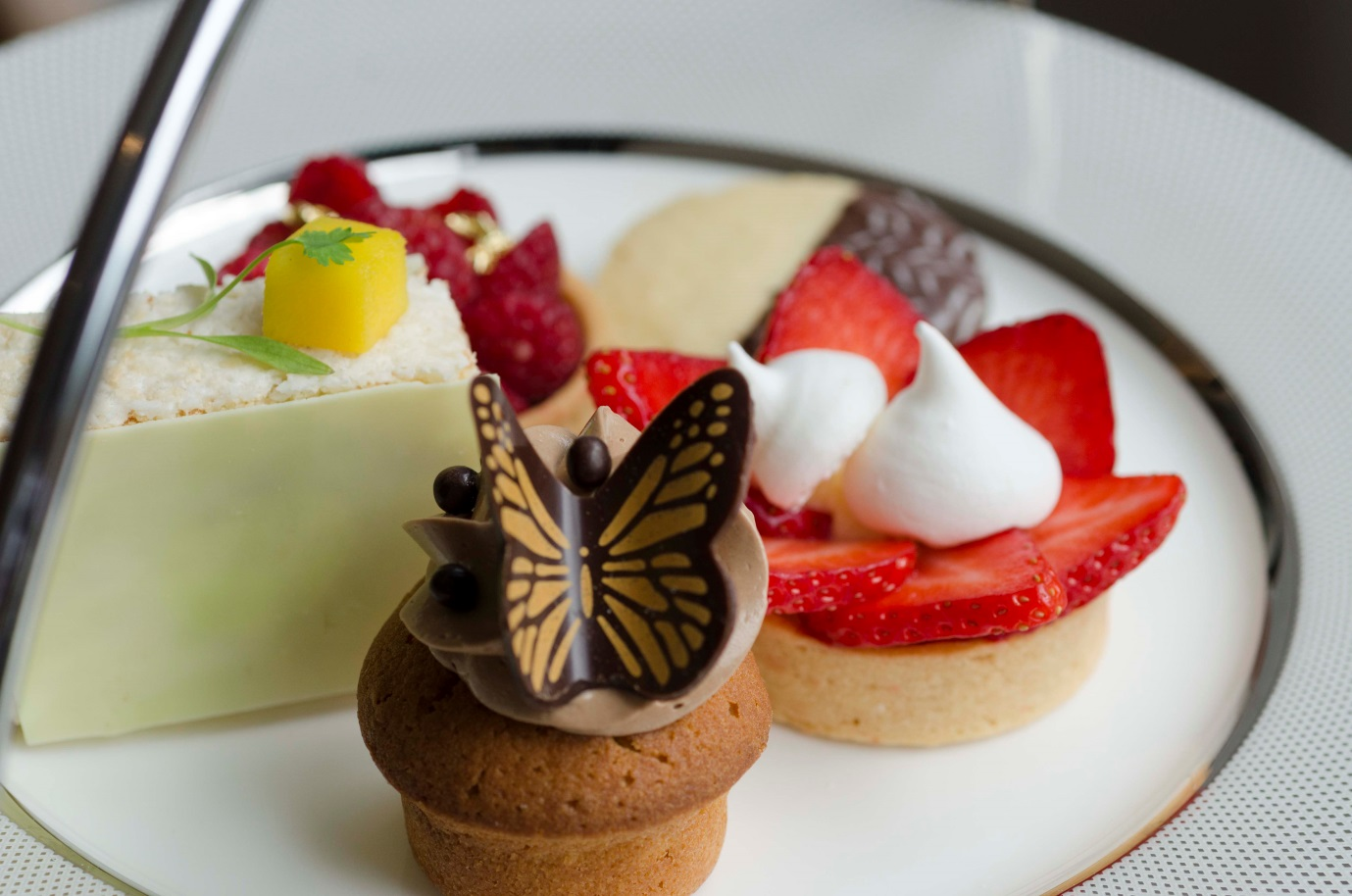 Afternoon Tea at The Athenaeum