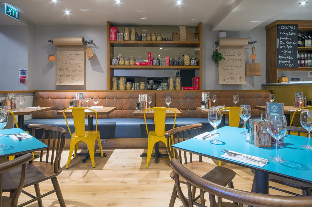 Image of Zizzi - Nottingham