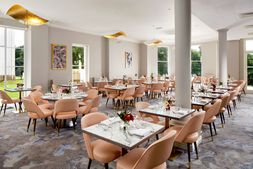 Image of Brasserie at Mercure Gloucester Bowden Hall